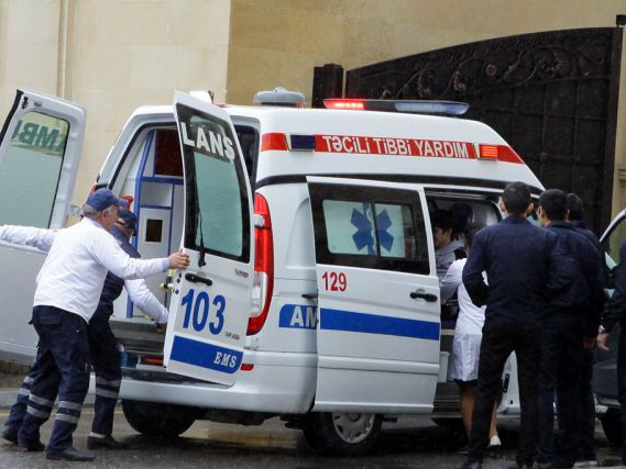 В известном бакинском отеле нашли труп иностранца