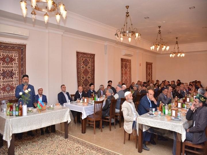 Heydər Əliyev Fondu müqəddəs Ramazan ayında rayonlarda iftar süfrələri təşkil edir – FOTO