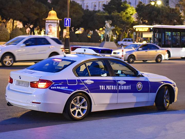 В связи с финалом Лиги Европы в Баку полиция переходит на усиленный режим работы