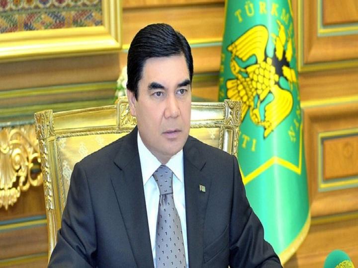 Türkmənistan Prezidenti İlham Əliyevə təbrik məktubu göndərib