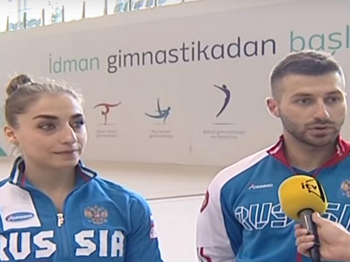 «Чувствуем себя комфортно и безопасно». Армяне выступают на чемпионате Европы по аэробике в Баку – ВИДЕО