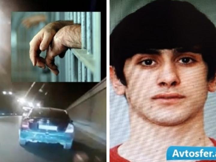 В Баку задержан автош-«рецидивист» - ВИДЕО