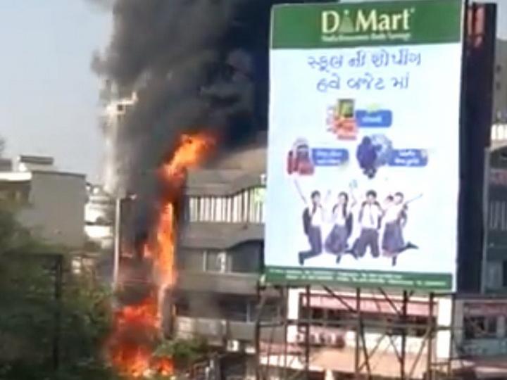 Возросло число пострадавших при пожаре в ТЦ в Индии - ВИДЕО - ОБНОВЛЕНО