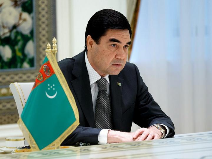 Президент Туркменистана поздравил Президента Азербайджана