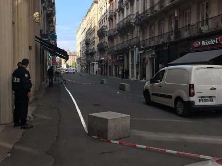 В Лионе прогремел взрыв, есть пострадавшие - ФОТО - ВИДЕО
