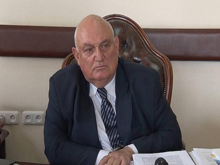 Barəsində cinayət işi açılan İrəvan Universitetinin rektoru istefa verib