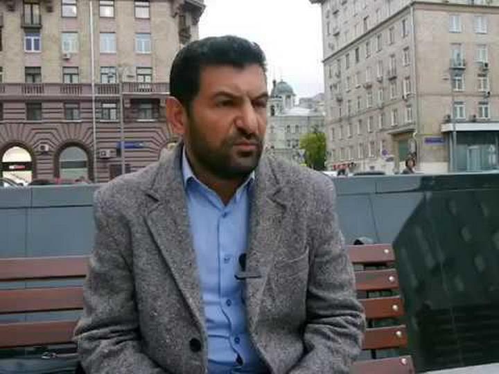Семья Фуада Аббасова: «Мы испытываем сейчас очень большое моральное давление»