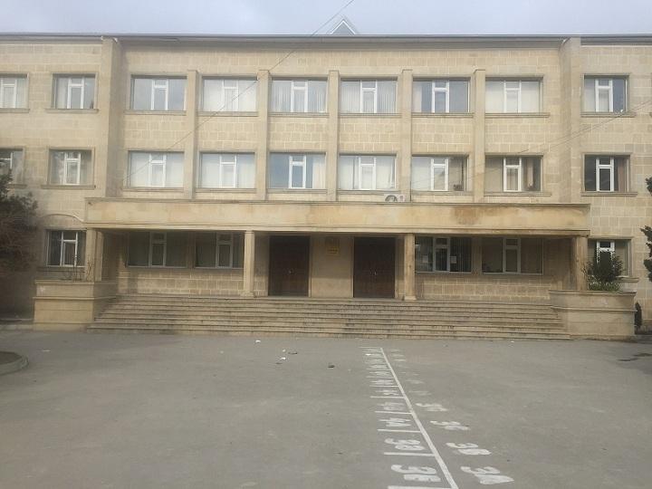 Zaqatala məktəbində biabırçılıq – FOTO