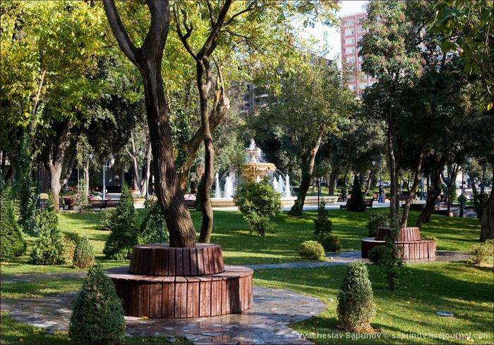 К сведению желающих стать директором парка: В Азербайджане объявлен конкурс на вакансии