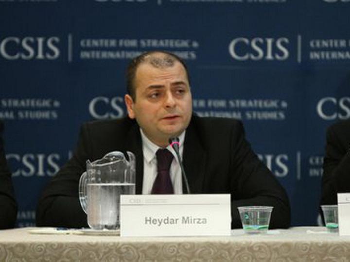 Гейдар Мирза: Интенсификация продажи ЕС вооружения Азербайджану вызвала переполох в Армении - ВИДЕО
