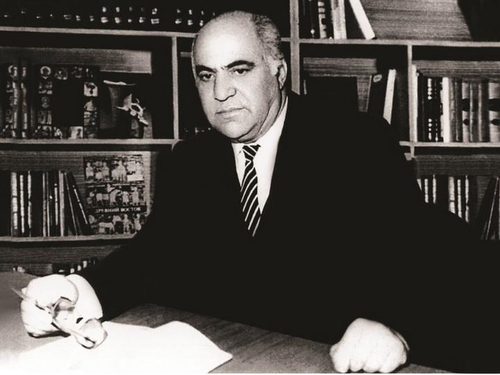 Afad Qurbanovun 90 illik yubileyinə həsr olunan respublika elmi konfransı keçirilib - FOTO
