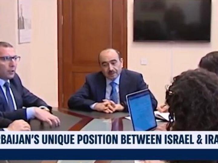 Али Гасанов: «Азербайджано-израильские стратегические отношения служат миру и безопасности во всем регионе» - ФОТО - ВИДЕО