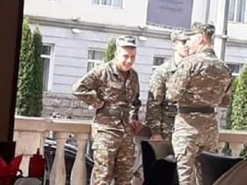 Минобороны РА признало факт нахождения сына премьер-министра в Армении