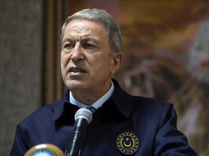 Хулуси Акар: «Турция не допустит ущемления своих интересов в регионе»