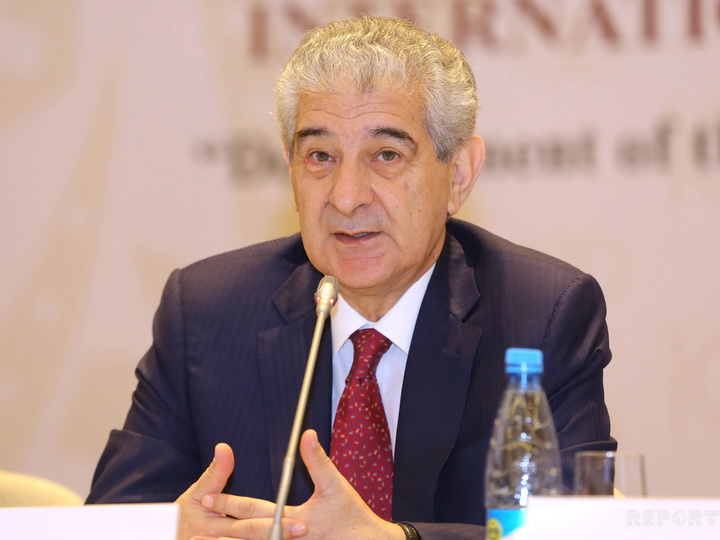 Али Ахмедов: Азербайджан известен в мире как остров стабильности