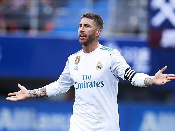 «Реал» нашел замену Рамосу