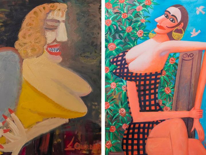 Amore Mio: Любовь и страсть в работах художника Эльдара Гурбана - ФОТО