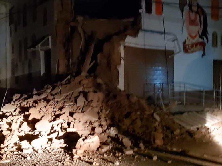 В Перу один человек погиб в результате землетрясения - ФОТО - ОБНОВЛЕНО