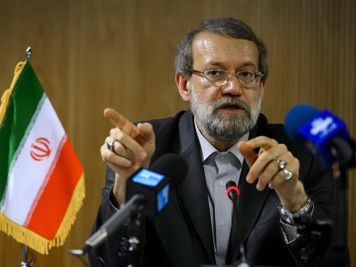 Али Лариджани переизбрали спикером иранского парламента