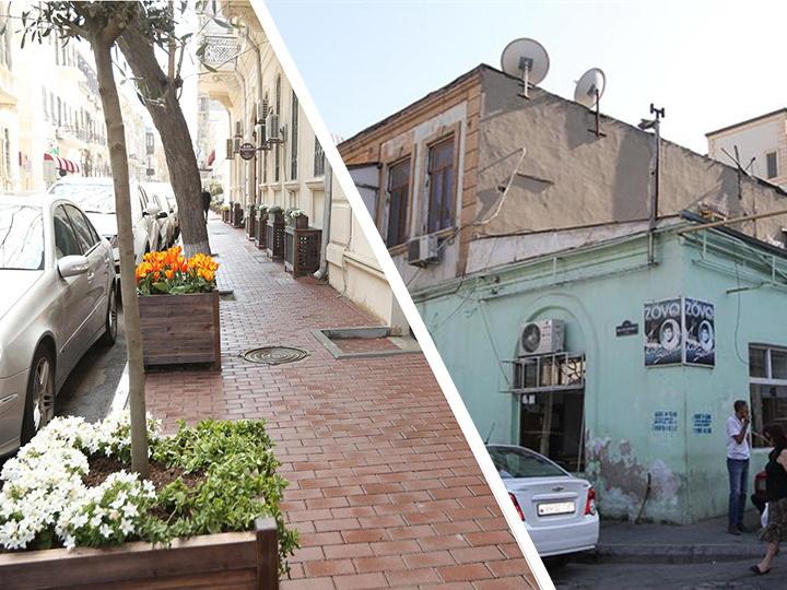 «Европа в Баку»: Как центр столицы превращается в архитектурно-цветочный рай – ФОТОФАКТ