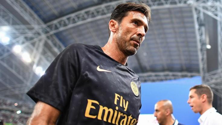 """Buffon """"Paris Sen-Jermen"""" klubundan ayrıldı – RƏSMİ"""