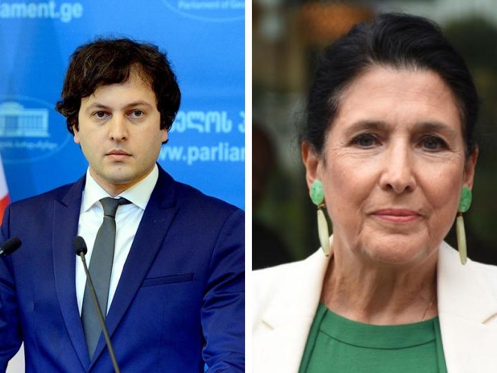 «Импровизация президента»: Кешикчидаг как причина противоречий в грузинской власти