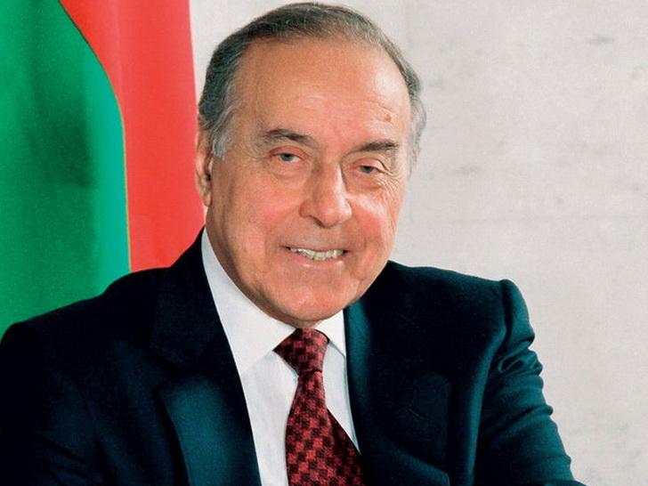 «Гейдар Алиев даровал азербайджанскому народу сегодняшнюю стабильность и спокойствие»