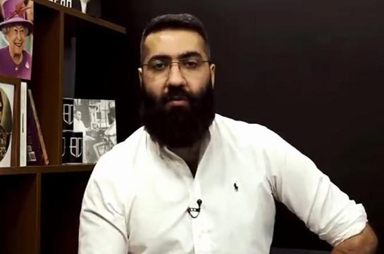 Ermənistan müxalifət partiyasının lideri qandallanaraq polisə aparılıb