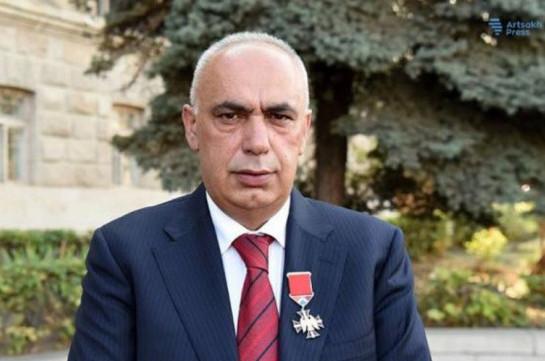 Saakyan Aqabekyanı