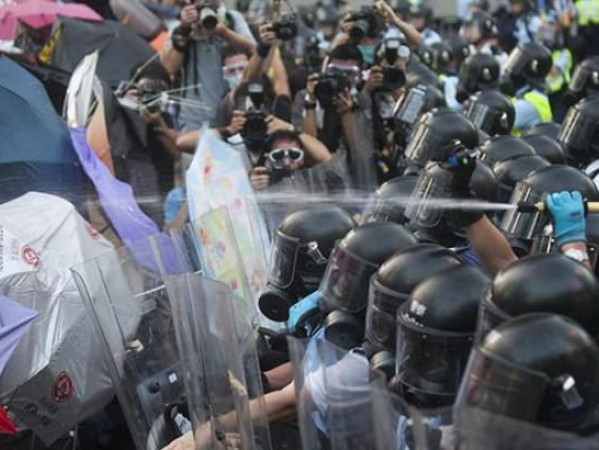 В Гонконге массовые протесты против законопроекта об экстрадиции в Китай