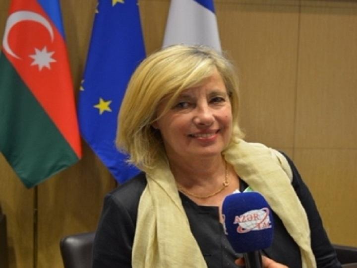 Patrisiya Lalond: Azərbaycan tolerantlığı bütünölkələr üçün ən yaxşı nümunədir