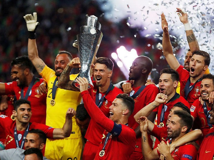 UEFA Millətlər Liqasının qalibi Portuqaliya oldu - VİDEO