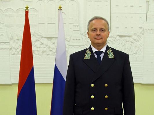 Сергей Копыркин: «Россия и Армения сохранили преемственность в отношениях»