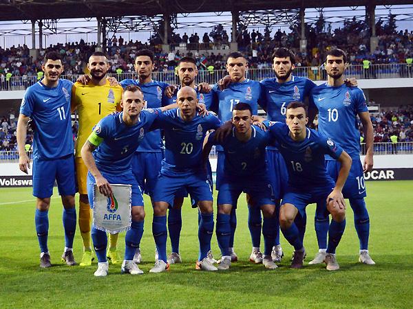 Азербайджан-Словакия: Пора побеждать!