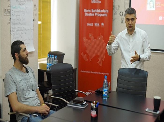 """""""Yeni Nəsil"""" sahibkarlar üçün biznesin inkişafı davam edir - FOTO"""