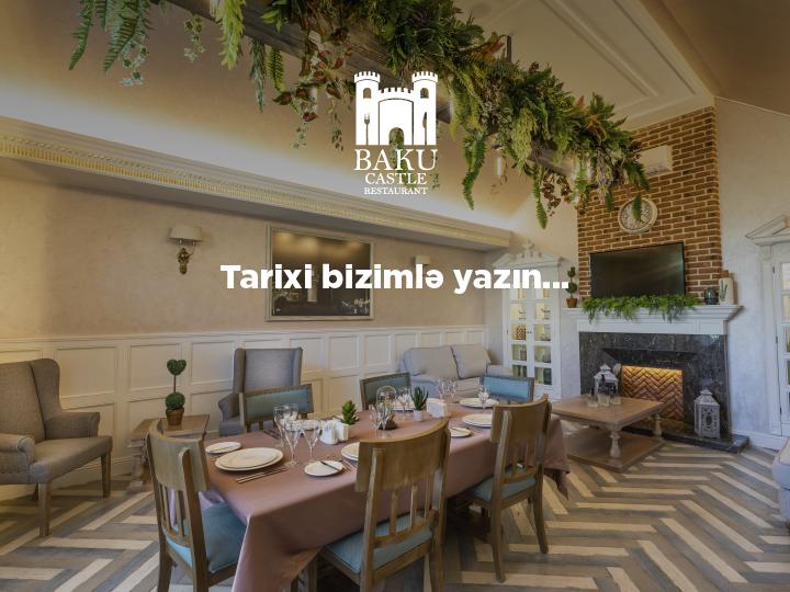 Baku Castle Restaurant раскрывает секреты своей вкусной кухни и качественного сервиса – ФОТО