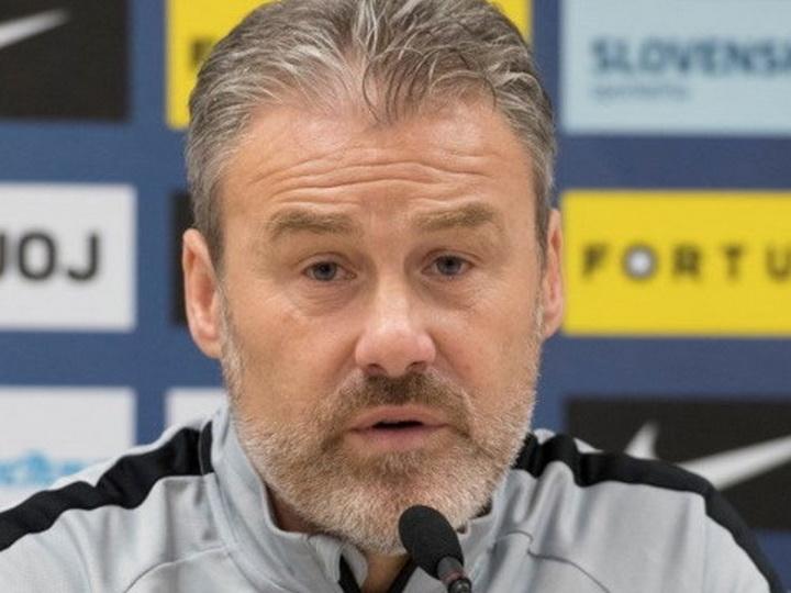 Наставник сборной Словакии: «Хотелось бы вернуться в Баку уже в рамках Евро-2020»