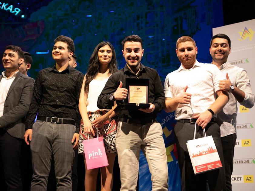 Победители  Азербайджанской телевизионной ATV-лиги и «Кубка Чемпионов КВН» в восторге от прошедшей игры – ФОТО – ВИДЕО