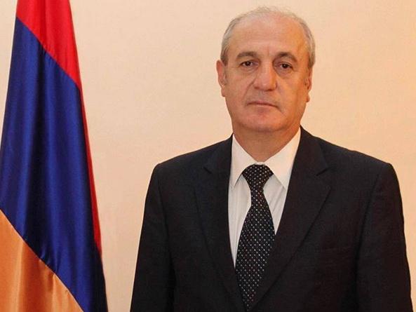 Скончался посол Армении в Туркменистане