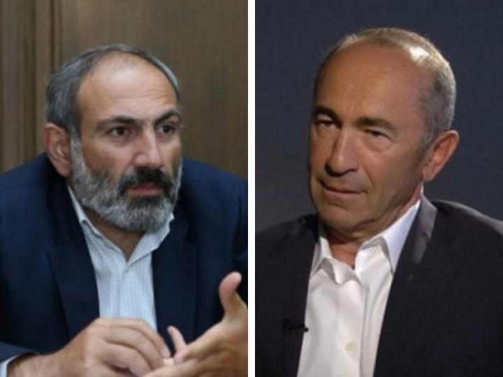 Суд рассмотрит иск Кочаряна против Пашиняна