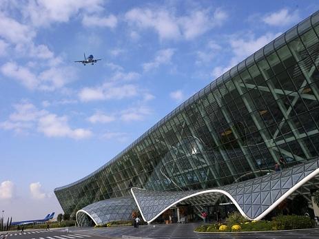 Azərbaycan aeroportlarının ilk beş ayda sərnişin dövriyyəsi açıqlanıb