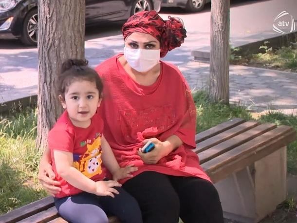Борющаяся с онкологией «Топпуш баджи»: «Я не впала в депрессию и борюсь с болезнью ради дочери» - ФОТО
