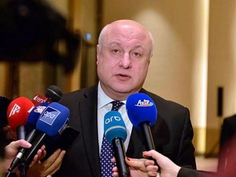 Георгий Церетели: Конфликты в регионе влияют на экономическое развитие стран