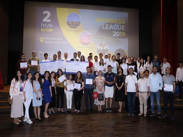 """""""Biznes Liqa"""" şirkətlərarası natiqlik yarışması uğurla yekunlaşıb - FOTO"""