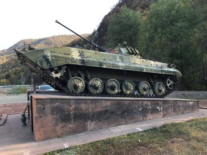 Narco Karabakh:Незамороженный конфликт – Глава I