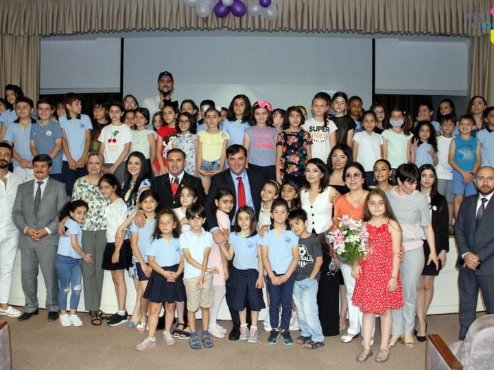 «Əziz müəllimim»: состоялась презентация клипа, посвященного учителям – ФОТО – ВИДЕО
