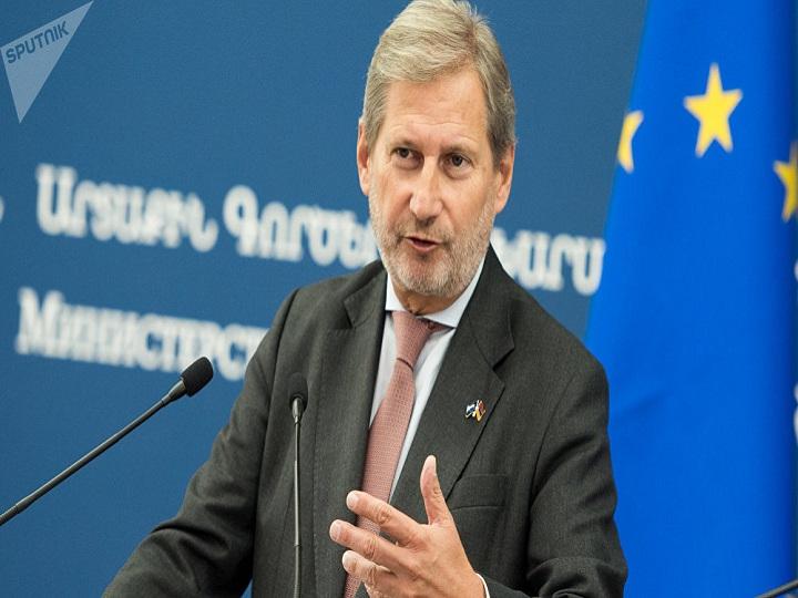 Avrokomissar: Aİ-Azərbaycan yeni sazişi iqtisadi imkanların artmasına yardım edəcək
