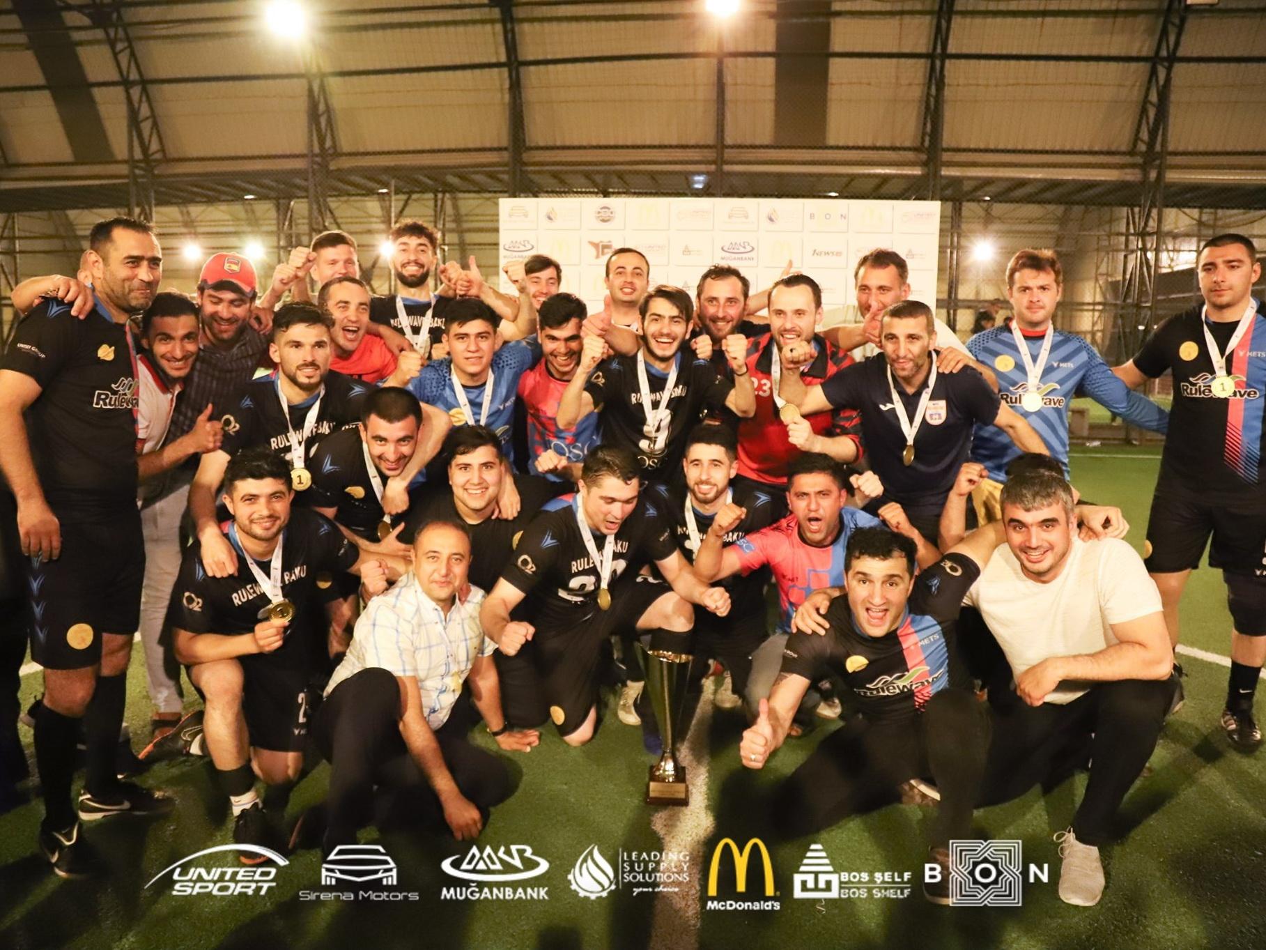 Лучший сезон MFL, или О том, как Rulewave Baku стал чемпионом – ФОТО – ВИДЕО