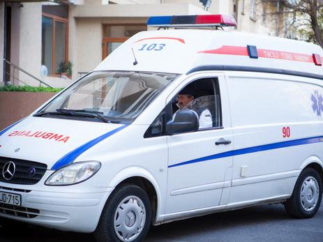 В Баку в одном ДТП пострадали три женщины