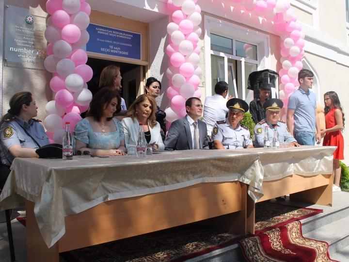 Вагиф Асадов: «Инспекторы Дорожной полиции участвуют в мероприятиях «последнего звонка» - ФОТО - ВИДЕО